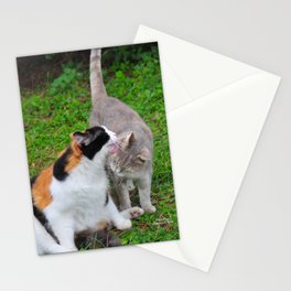 At the Protestant Cemetery in Rome Stationery Cards