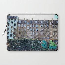 Homes, Vesterbro, Copenhagen Laptop Sleeve
