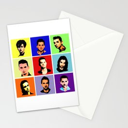 Shades Of Dave Stationery Cards