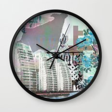 Media city Wall Clock