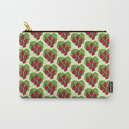 Love for Radishes Carry-All Pouch