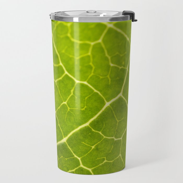 Leaf Travel Mug