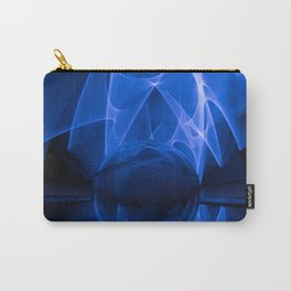Abstract Glass Ball Carry-All Pouch