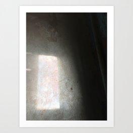 Fallen Light Art Print