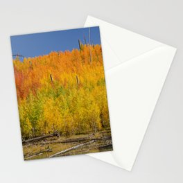 Autumn Colors - North_Rim Grand_Canyon, AZ Stationery Cards