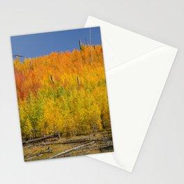 Autumn Colors - North_Rim Grand_Canyon, AZ Stationery Cards