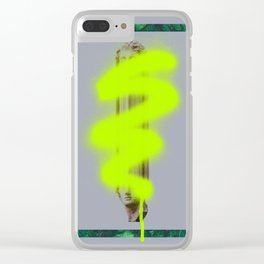 E Clear iPhone Case