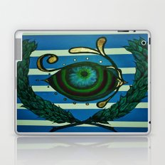 Eye, Greek Olive Laptop & iPad Skin