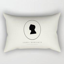 James Moriarty Rectangular Pillow