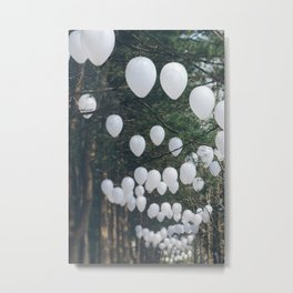 Romantic Forest Metal Print