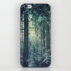 pure magic  iPhone & iPod Skin