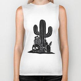 Valley Cactus Biker Tank