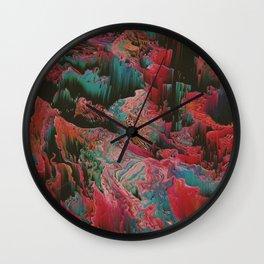 LŁBRĪ Wall Clock