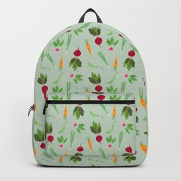 Eat more veggies! Light version Backpack