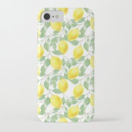 Make Lemonade iPhone Case