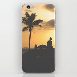 Carioca way of life iPhone Skin