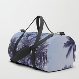 Palm trees 2 Duffle Bag