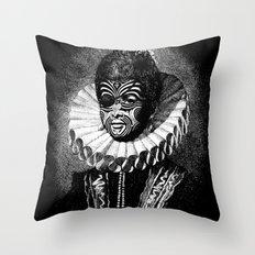 Milady Throw Pillow