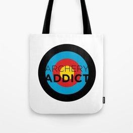 ARCHERY ADDICT Tote Bag