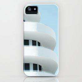 Art Deco Miami Beach #3 iPhone Case