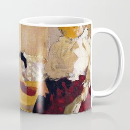 Edouard Vuillard - The Conversation - Digital Remastered Edition Coffee Mug