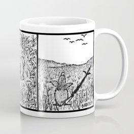 Bird no. 385: Set Your Sights on the Horizon Coffee Mug