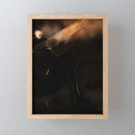 Captivity Framed Mini Art Print
