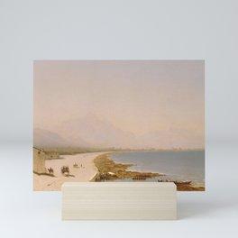 Sanford Robinson Gifford - Near Palermo Mini Art Print