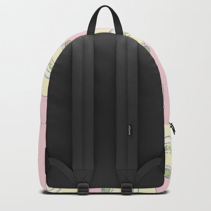 Banana Milk Backpack