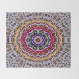 Woodstock Pattern kinda Throw Blanket