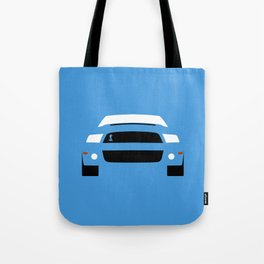 Ford Mustang Shelby GT500 ( 2013 ) Tote Bag