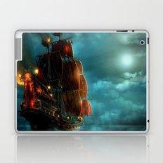 Pirates on sea Laptop & iPad Skin