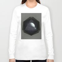 gem Long Sleeve T-shirts featuring Dark Gem by DuckyB