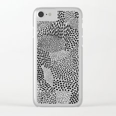 Graphic 80 Clear iPhone Case