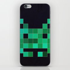 Spaceinvaders iPhone & iPod Skin