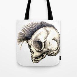 Punk Isn't Dead Tote Bag