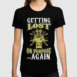 Motorcycle Shirt For Grandpa/Dad. T-shirt