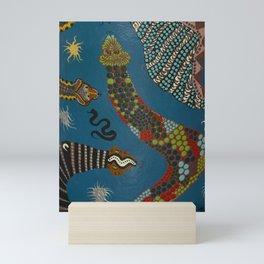 """Totemic Healers II"" by ICA PAVON Mini Art Print"