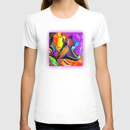 Untitled work by Jennifer Henderson T-shirt
