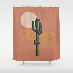hace calor? Shower Curtain