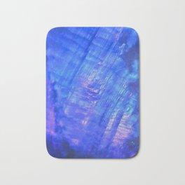 Blue Opal Bath Mat