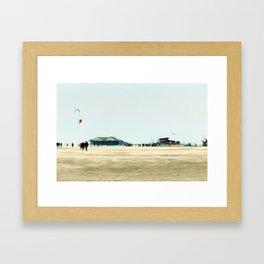 BEACHTIME vol.1 Framed Art Print