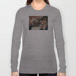 Auguste Renoir - Luncheon of the Boating Party (Le déjeuner des canotiers) Long Sleeve T-shirt