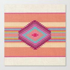 FIESTA (pink) Canvas Print