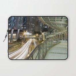 Hong Kong-Night View Laptop Sleeve