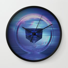 H3AVEN S3NT Wall Clock