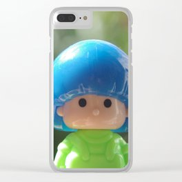 pinypon Clear iPhone Case