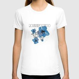Chickadee-dee (white) T-shirt