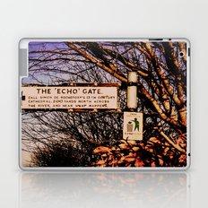 Echo Gate Laptop & iPad Skin