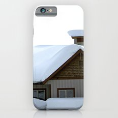 Snowed Inn iPhone 6s Slim Case